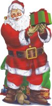 Scene Setter Add-On Santa s Visit 165 x 85 cm