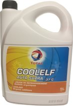 Total Coolelf Auto Supra -37C 5 liter koelvloeistof