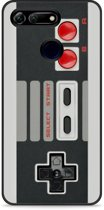 Honor View 20 Hardcase hoesje Retro Controller Classic