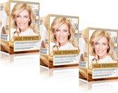 L'Oréal Paris Excellence Age Perfect 9.31 Zeer Licht Goud Asblond - Haarverf - 3 Stuks Voordeelverpakking