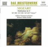 Mozart:Sinfonien Nr.28,34 & 36