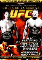 UFC 91 Couture vs Lesnar