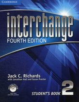 Interchange 2 student's book + dvd-rom