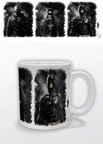 Batman Dark Knight Rises Drieluik Mok