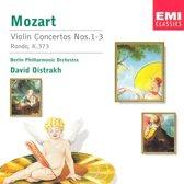 Violin Concertos Nos.1-3 - Mozart