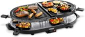 Princess Classic Stone, Raclette & Grill Set - 162250