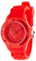 Ice-Watch IW000207 Horloge - Rubber - Rood - 33 mm