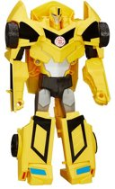Transformers 3-Step Changers Bumblebee - 20 cm - Robot