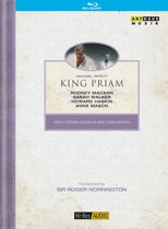 King Priam Blu-Ray With Hr Audio