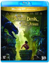 The Jungle Book (2016) (3D Blu-ray)