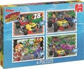 Disney Mickey RR 4in1 Puzzle