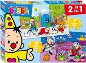 Bumba : 2 in 1 puzzle (9 & 12 pcs)