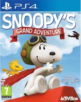 The Peanut Movie: Snoopy's Grand Adventure /PS4