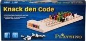 Breek de code spel hout