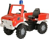 Rolly Toys Brandweerwagen - Trapauto