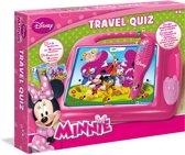 Clementoni Travel Quiz - Minnie Mouse
