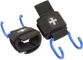 Harbinger Pro Lifting Hook - Lifting Straps - One Size - Blauw