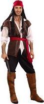 """""""Piraten kostuum voor mannen - Verkleedkleding - Medium"""""""