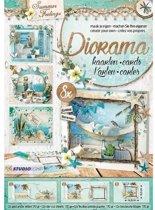 Summer Feelings - Diorama Stansblok