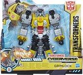 Transformers Cyberverse Rocket Roar Grimlock - Actiefiguur