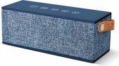 Fresh 'n Rebel Rockbox Brick Fabriq - Draadloze Bluetooth Speaker - Blauw