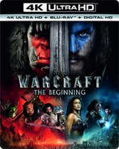 Warcraft: The Beginning (4K Ultra HD Blu-ray)