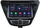 Hyundai Android 9.0 Navigatie voor Hyundai Elantra
