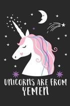 Unicorns Are From Yemen