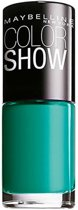 Maybelline Color Show Nagellak - 120 Turquoise 7 ml