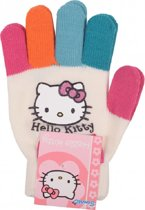 Hello Kitty kinder handschoenen, wit