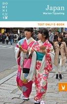 Omslag van 'Dominicus landengids - Japan'