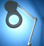 Loeplamp,12 dioptrie,125mm lens,80 LED