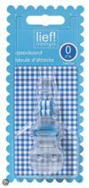 Lief! - Fopspeenkoord - Turquoise - Blauw