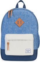 Herschel Supply Co. Heritage Youth - Rugzak - Limoges Crosshatch / Pelican / Navy