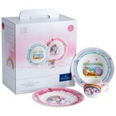 Villeroy & Boch Lily in Magicland Set 3-dlg.