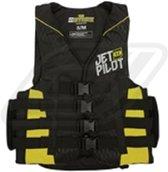 JETPILOT Strike 50N Nylon Vest, JA6201E, Yellow, Maat XXL / XXXL