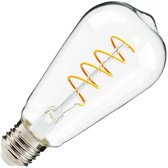 E27 4W Grote Spiraal Goeidraad Led Lamp 2000-2500K Dimbaar ST64