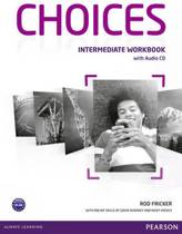 Choices Intermediate Workbook & Audio CD Pack
