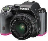Pentax K-S2 + 18-50WR Zwart X Roze