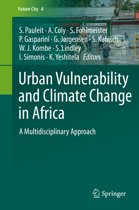 Urban Vulnerability and Climate Change in Africa