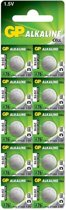 GP LR44 alkaline 10-pack