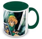 PYRAMID The Legend Of Zelda kopje Groen, Wit Universeel 1 stuk(s)