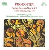 Prokofiev: String Quartets 1&2