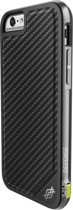 X-Doria Defense Lux cover - zwart - voor iPhone 6/6S