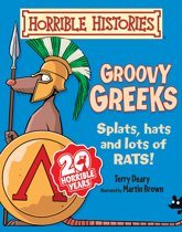 Horrible Histories: Groovy Greeks (New Edition)