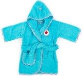 Lief Lifestyle! Badjas Licht Blauw 0-1 jaar