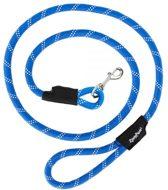 Zippypaws hondenriem touw blauw