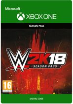 WWE 2K18 - Season Pass - Xbox One