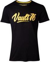Fallout 76 - Oil Vault 76 Men s T-shirt