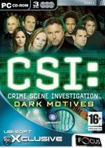 Csi: Crime Scene Investigaton 2: Dark Motives